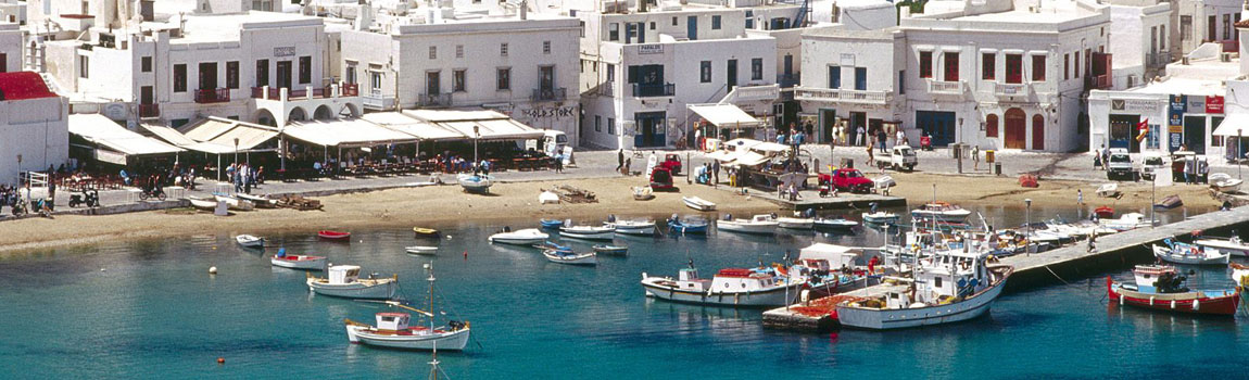 Gay honeymoon Destinations, Mykonos