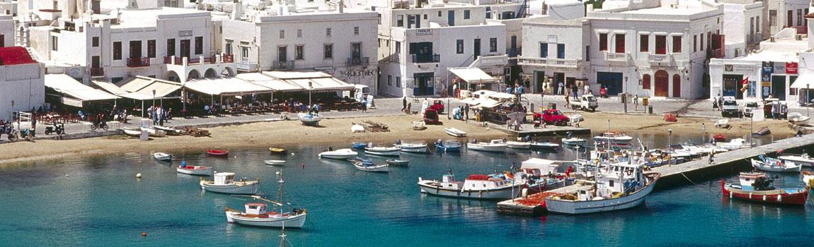 Gay honeymoon Destinations, Mykonos