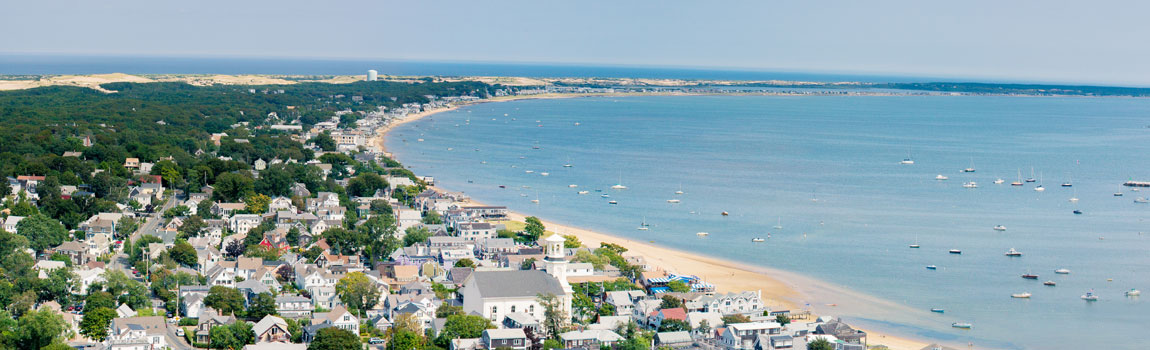 Gay Honeymoon Destinations, Provincetown