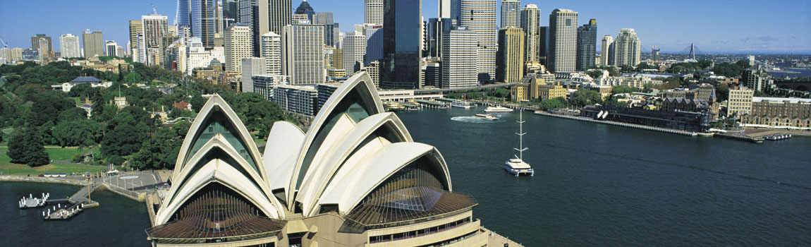 Gay Honeymoon Destinations, Sydney