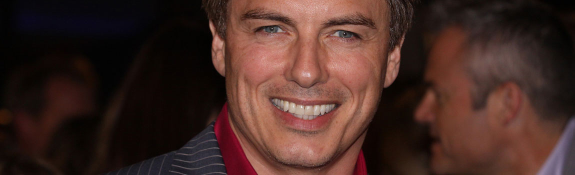 Gay Ice Bucket Challenge, John Barrowman