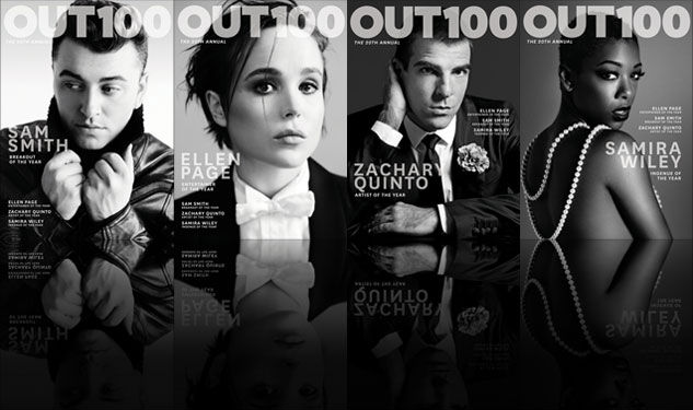 Out 100 2014
