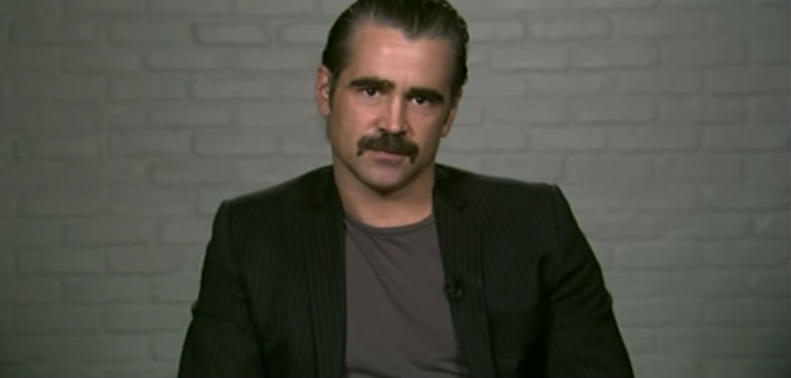 Colin Farrell Lends Unwavering Support To Same-Sex Marriage