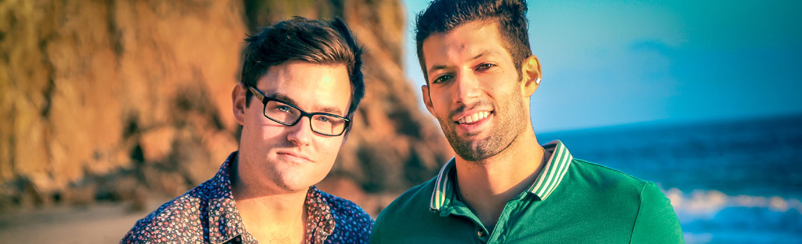 Best Gay Vloggers, Will and RJ