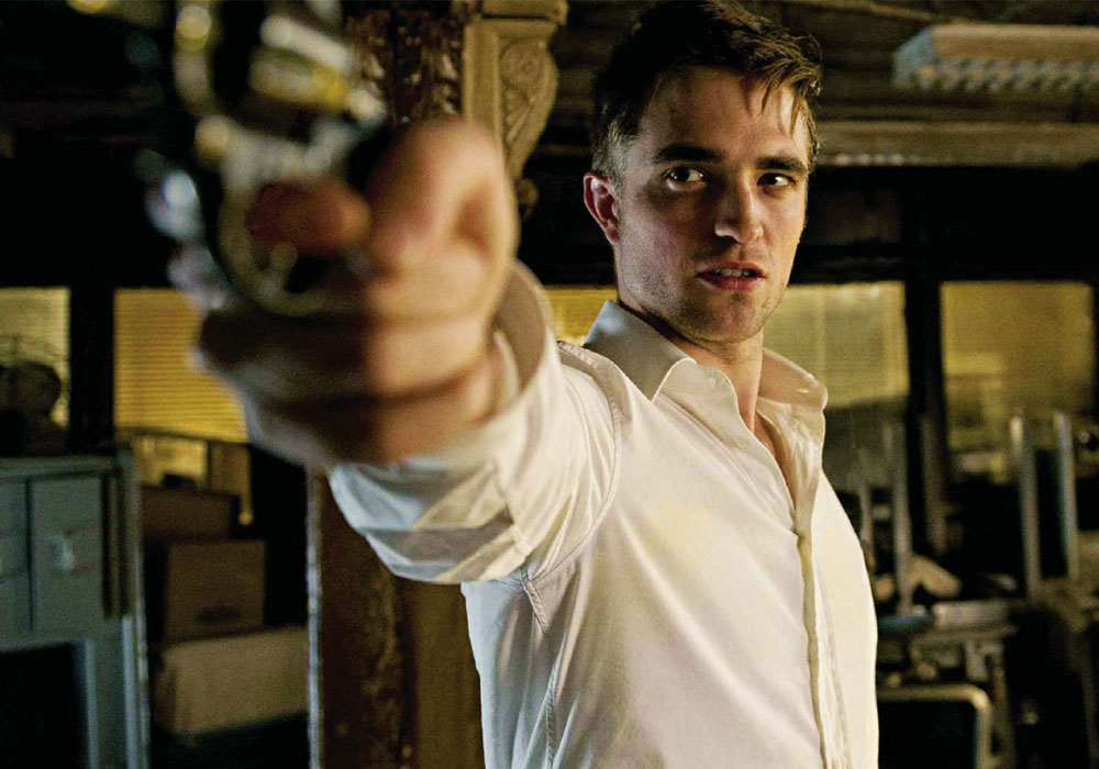 Robert Pattinson in David Cronenberg&#039;s Cosmopolis movie 2012