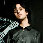 Green Day's Billie Joe