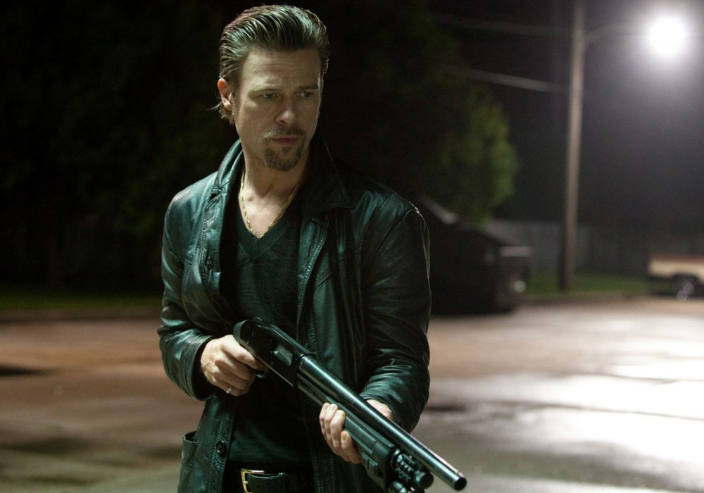 Brad Pitt in Killing Them Softly, Andrew Dominik, 2012