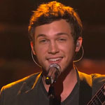 Phillip Phillips, American Idol winner 2012