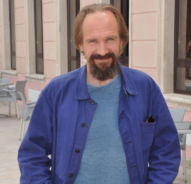 Ralph Fiennes Has Grown Himself A Gnarly Beard