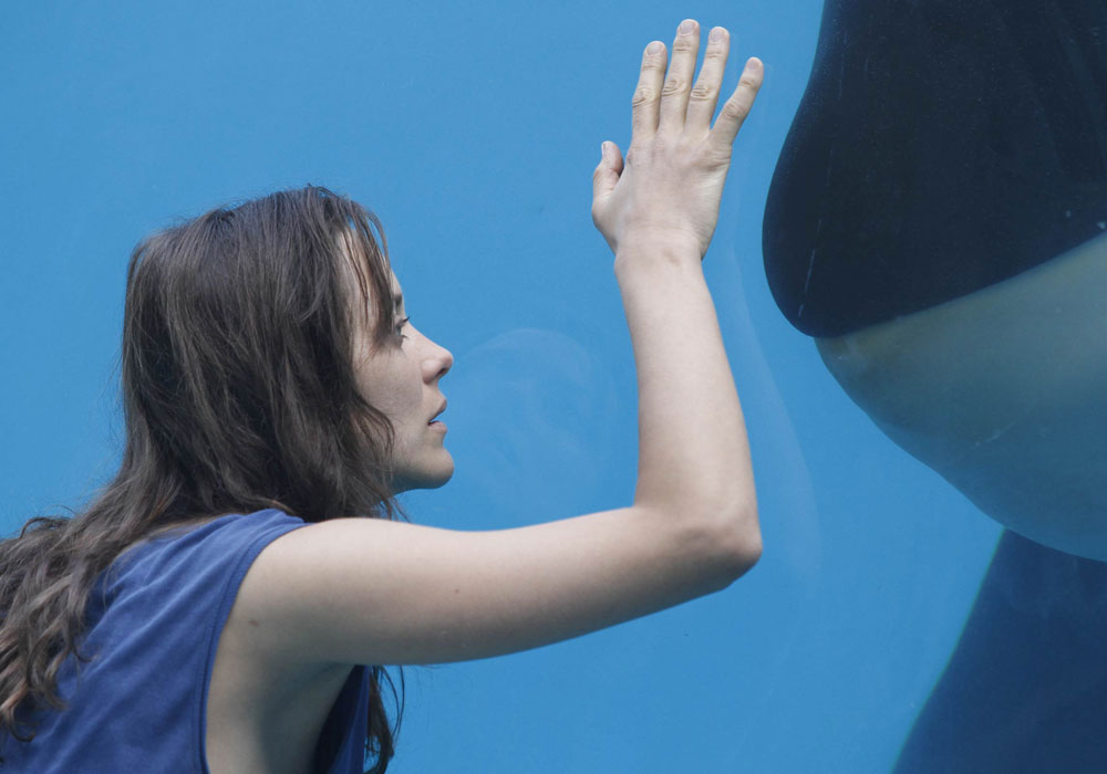 Marion Cotillard in Rust &amp; Bone movie, Jacques Audiard, 2012