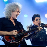 Adam Lambert and Queen Live