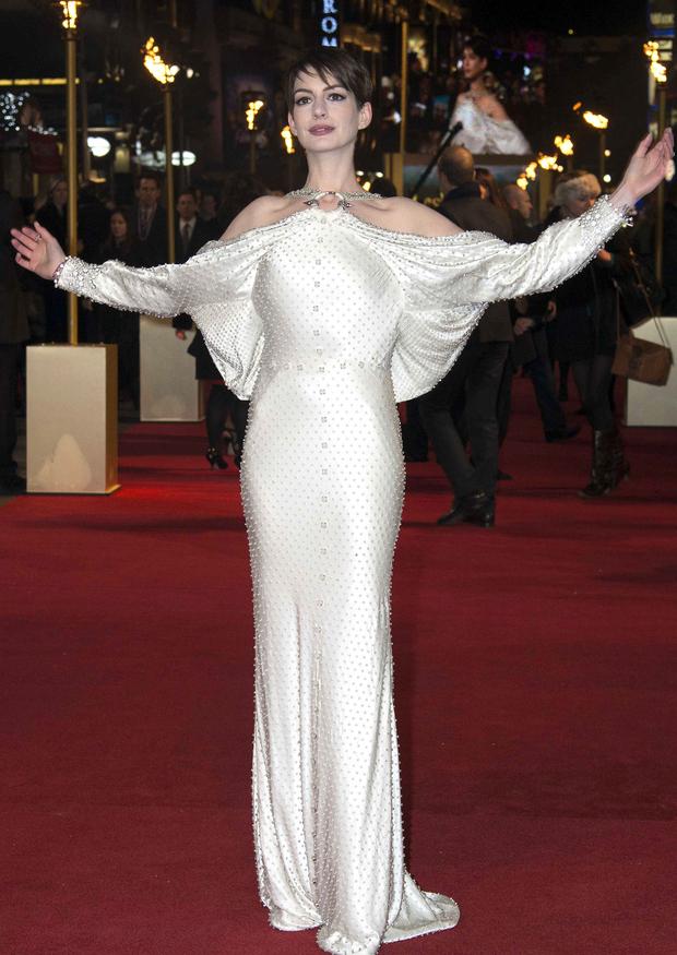 Anne Hathaway Channels Jesus