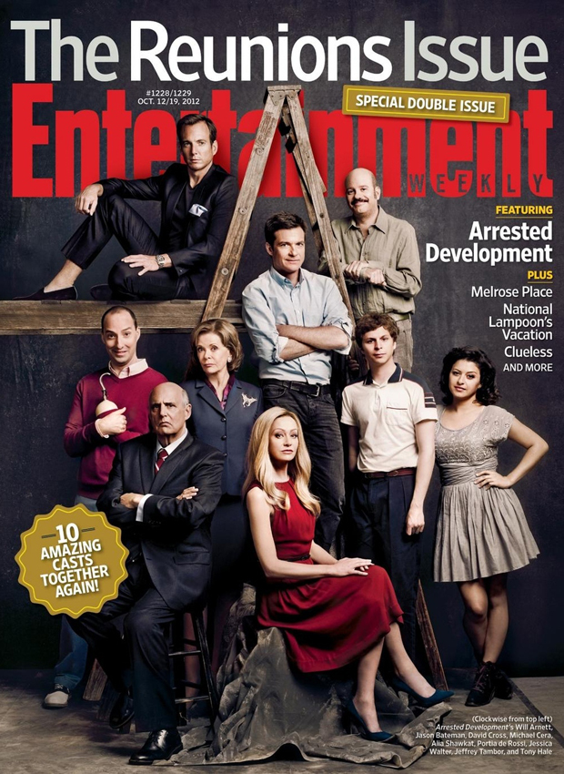 Arrested Development Cast 2013 reunited