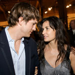 Ashton Kutcher Demi Moore