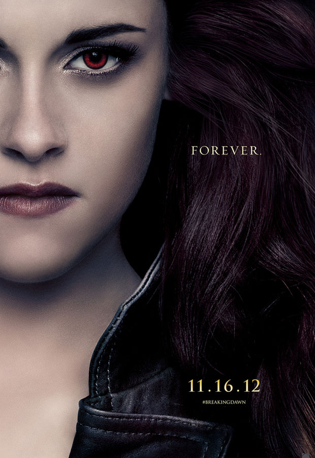 Bella Swan in Breaking Dawn Part 2 Poster