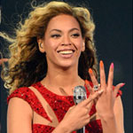 Beyonce at the Revel Ovation Hall, May 2012