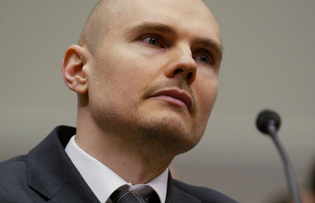 Billy Corgan 2012