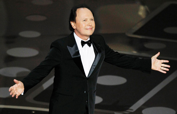 Billy Crystal Oscars Host