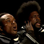 Black Simon and Garfunkel on Jimmy Fallon