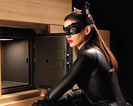 Catwoman in Dark Knight Rises