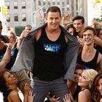 Channing Tatum flashmob on the Today Show