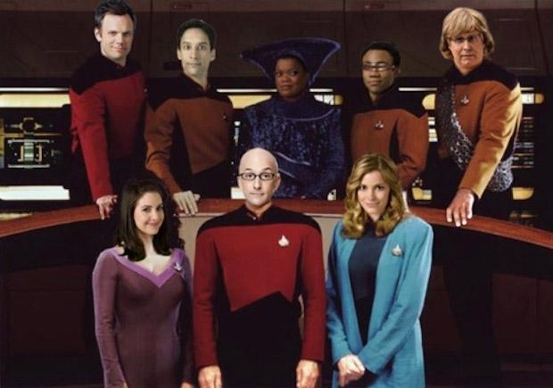 Where Community meets Star Trek