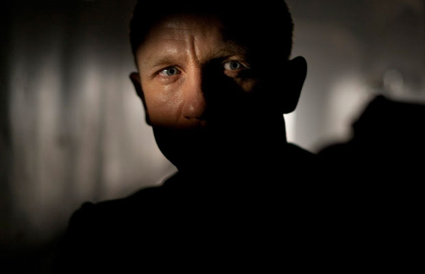 Daniel Craig in James Bond 007 Skyfall