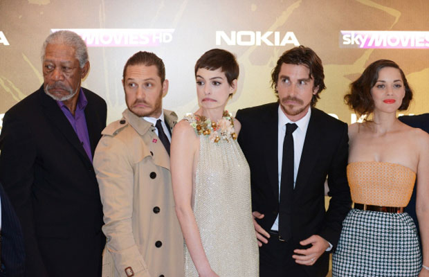 The Only Photo You Need To See From 'The Dark Knight Rises' London Premiere