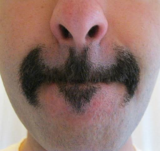 Dark Knight In Movember