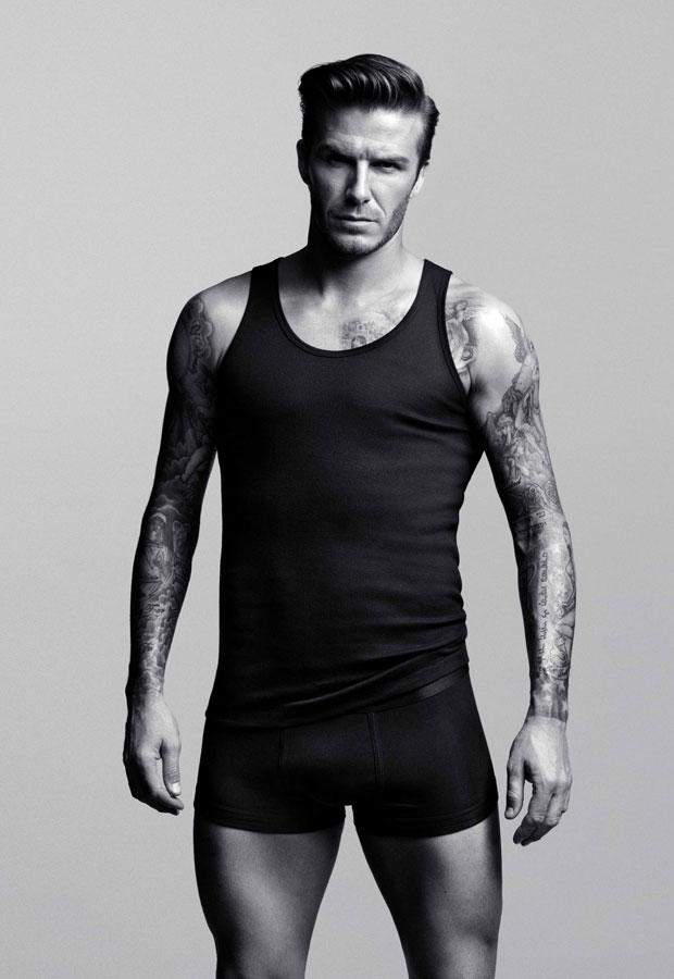 David Beckham H&M Undies 1
