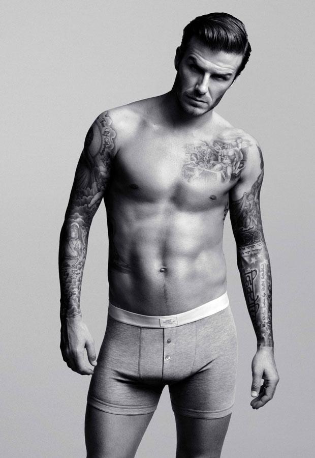 David Beckham H&M Undies 2