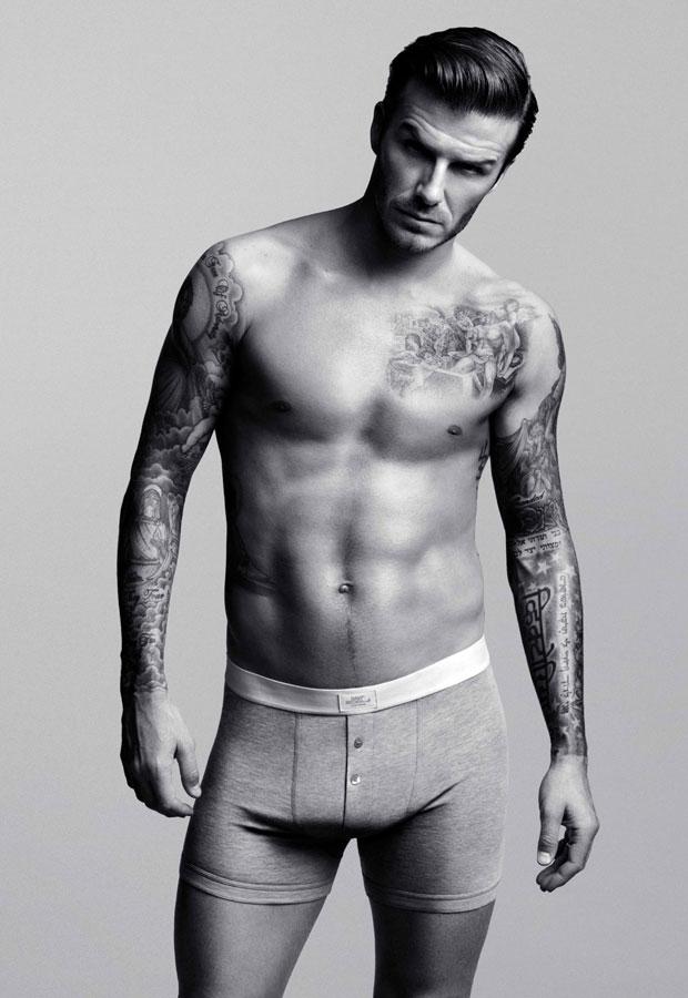 David Beckham H&M Undies 3