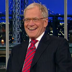 David Letterman Does Talk Show With No Audience