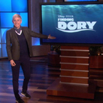 Ellen DeGeneres Finding Dory