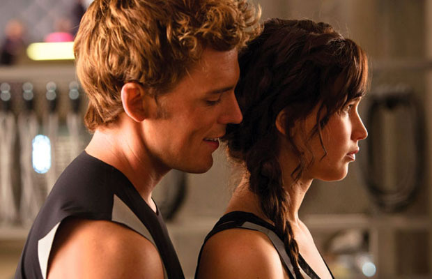 First Official Image From 'The Hunger Games Catching Fire'
