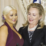 hilary-clinton-christina-aguilera-150X150