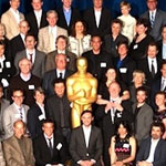 Oscars Academy Awards 2012 Luncheon
