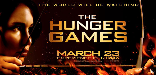 Hunger Games IMAX Poster