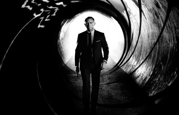 James Bond Skyfall first poster