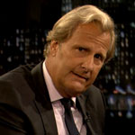 Jeff Daniels on Late Night With Jimmy Fallon in July 2012