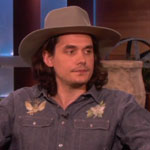 John Mayer on Ellen