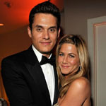 John Mayer and Jennifer Anoston