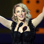 Kylie Minogue ARIA Hall Of Fame