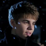 Justin Bieber Mistletoe