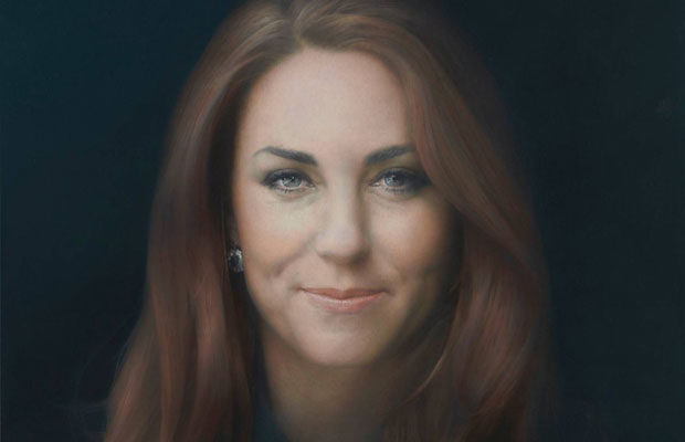 Kate Middleton's First Official Portrait