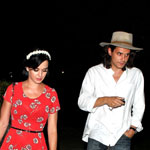Katy Perry and John Mayer Party Together in Los Angeles
