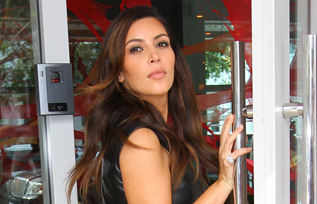 Kim Kardashian's Giant Diamond Ring Sparks More Engagement Rumors