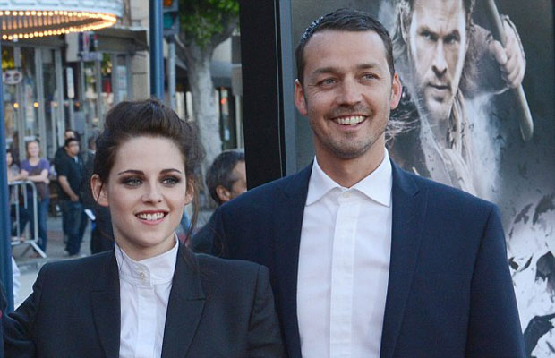 Kristen Stewart and Rupert Sanders