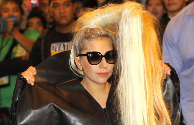 Lady Gaga May 2012