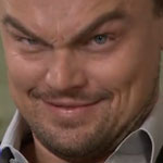 Leonardo DiCaprio&#039;s Jack Nicholson Impression